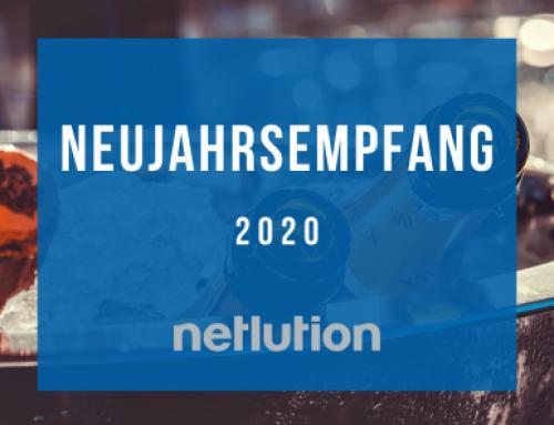 n_Neujahrsempfang '20: Netlution rutscht ins Jubiläumsjahr!