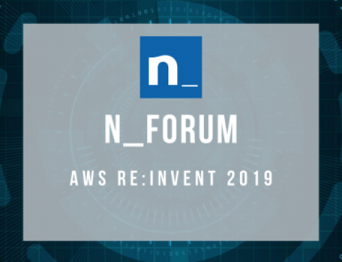 n_Forum '20: AWS re:Invent Messe 2019