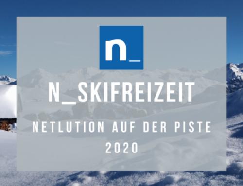 n_Skifreizeit '20: Netlution auf der Piste!