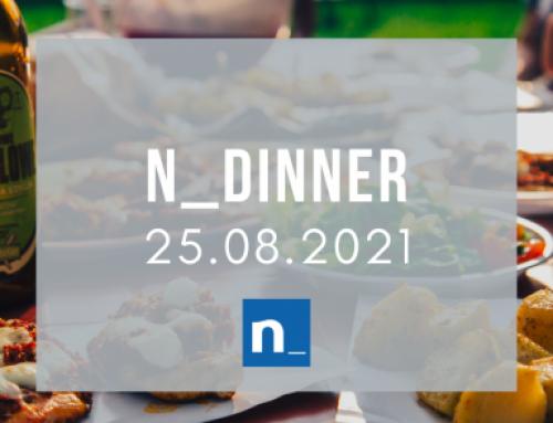 n_Dinner – Tolle Gespräche und leckeres Essen!