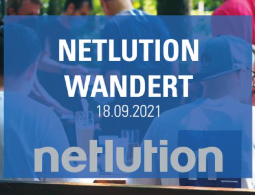 Netlution wandert!